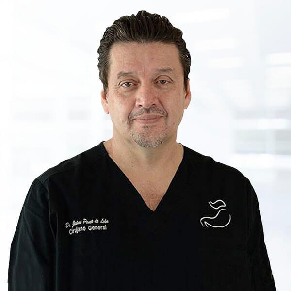 Dr, Jaime Ponde de León Palomares