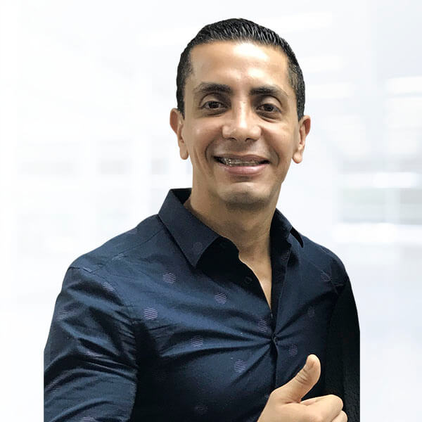 Dr. Mario Alberto Almanza Reyes