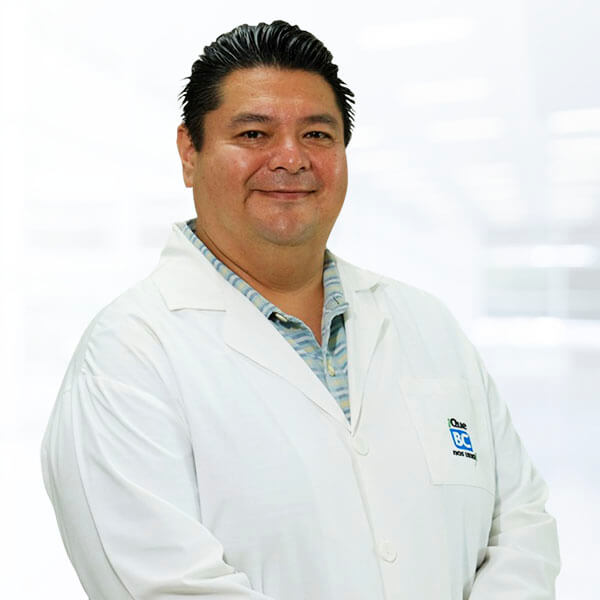 Dr. Sergio Arturo Lee Rojo