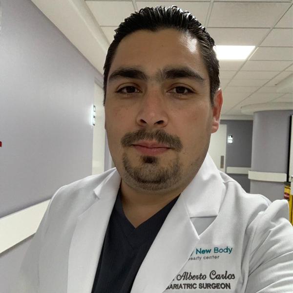 Dr. Jose Alberto Carlos Rivas